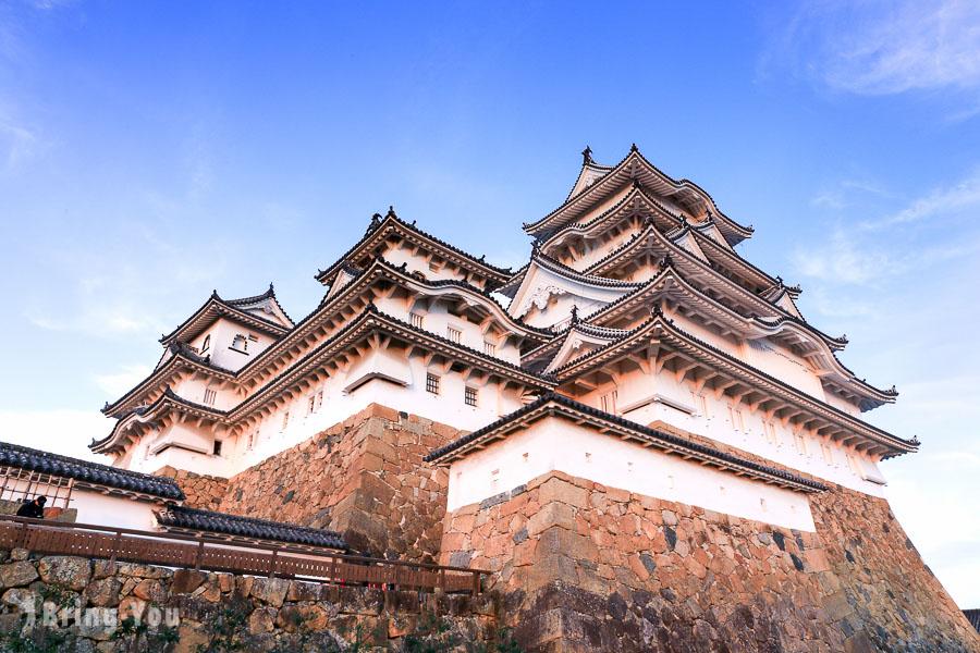 【兵庫自由行】兵庫一日遊散策:姬路城、明石海峡大橋、舞子、神戶