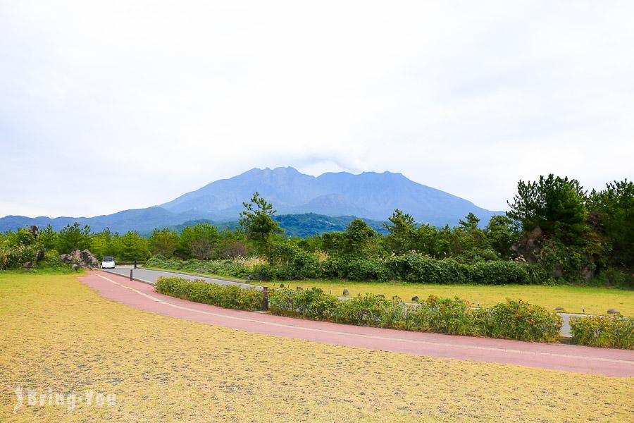 【櫻島自由行行程】櫻島一日遊渡輪交通、旅遊景點散策