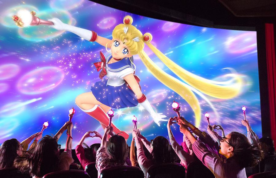 【2018日本環球影城攻略】COOl JAPAN期間限定活動(美少女戰士、必買商品)