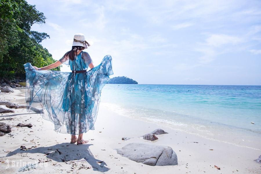 【浮羅交怡景點】蘭卡威浮潛一日遊,芭椰島浮潛(Pulau Payar Marine Park)