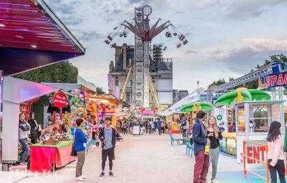 【巴黎景點】塞納河右岸:杜樂麗花園&遊樂園、協和廣場(吉普賽人問卷黨被搶故事)
