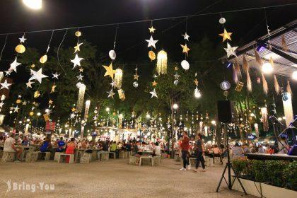 【華欣必去夜市】Cicada night market,泰國最美的創意市集(含Tamarind Market)