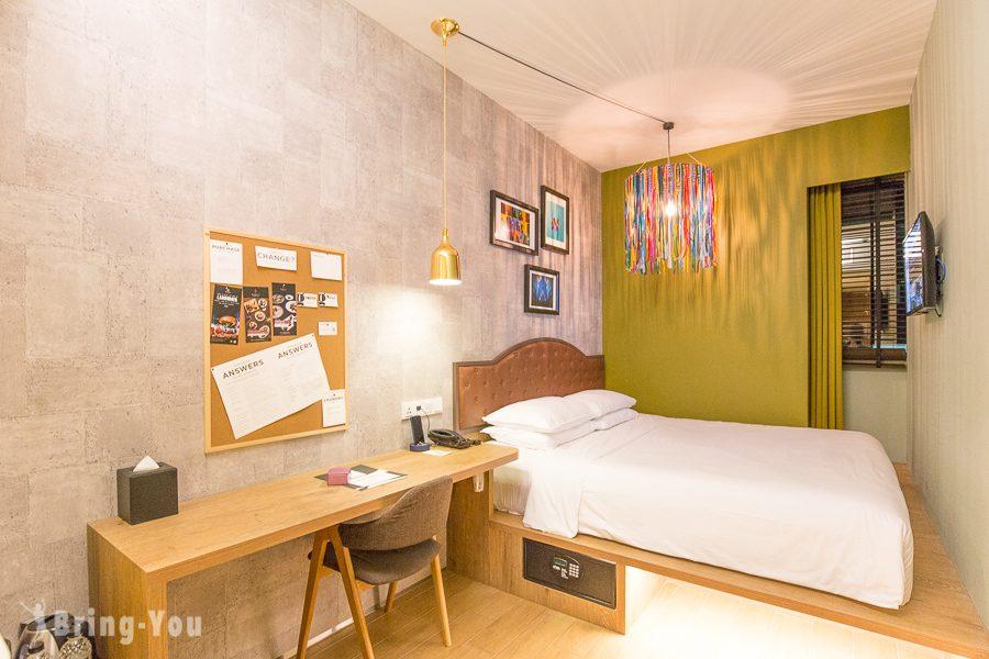 新加坡地鐵武吉士站平價住宿Hotel G Singapore