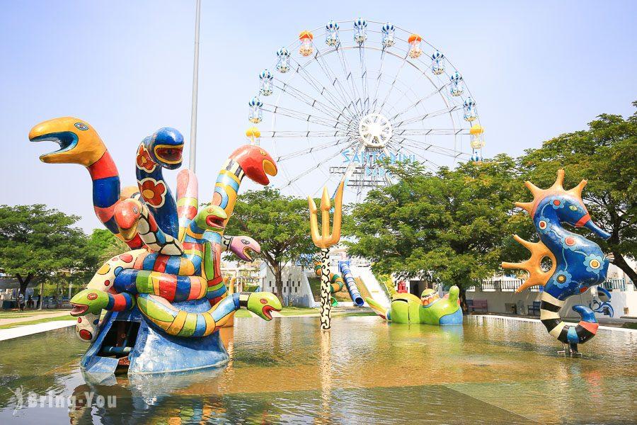 華欣聖托里尼遊樂園