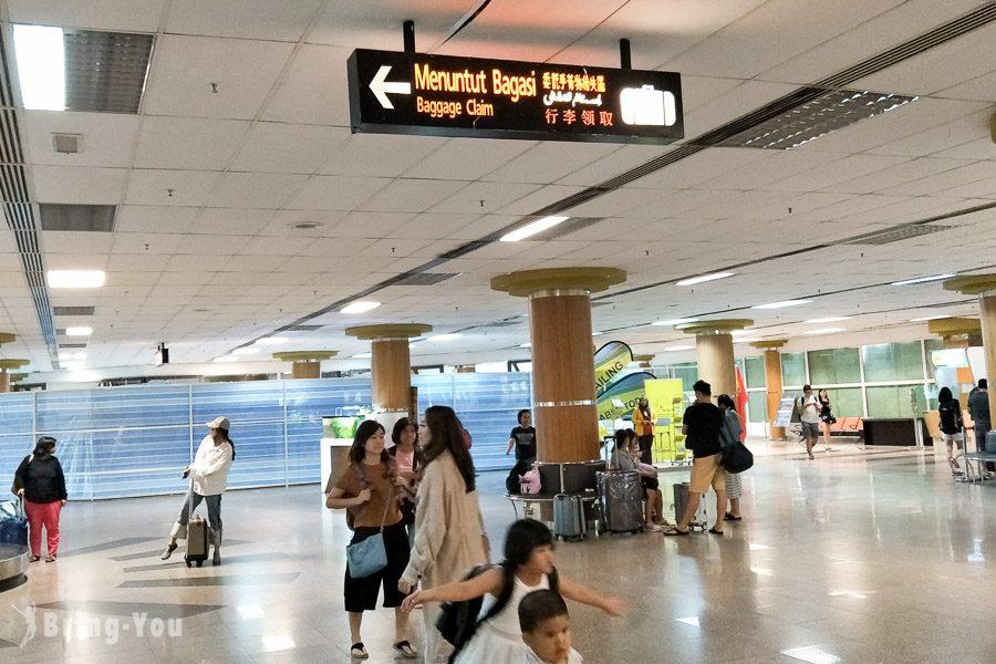 酷航新加坡飛蘭卡威航班