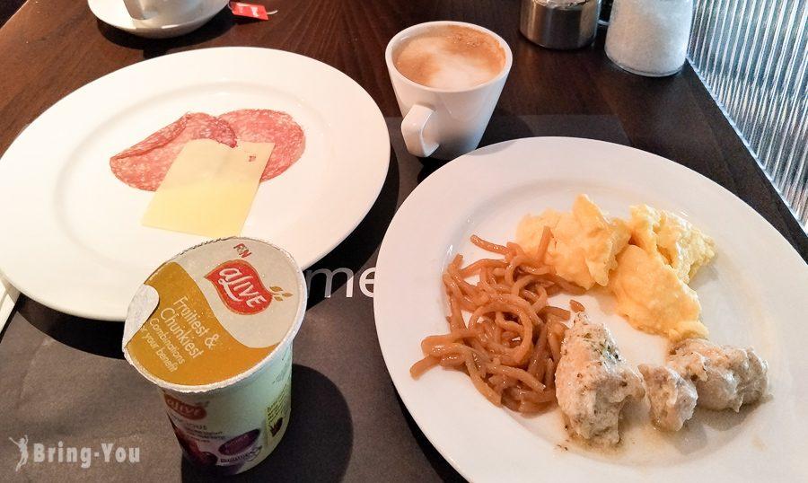 Hotel G Singapore早餐