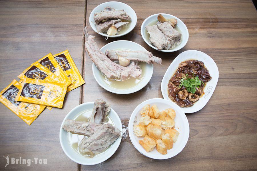 新加坡松發肉骨茶牛車水店