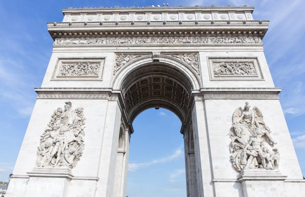 【巴黎第八區景點】凱旋門登頂門票&交通&附近飯店攻略