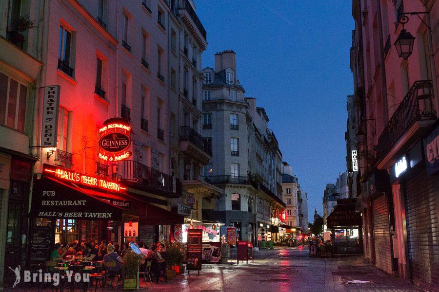 巴黎大堂(Les Halles)