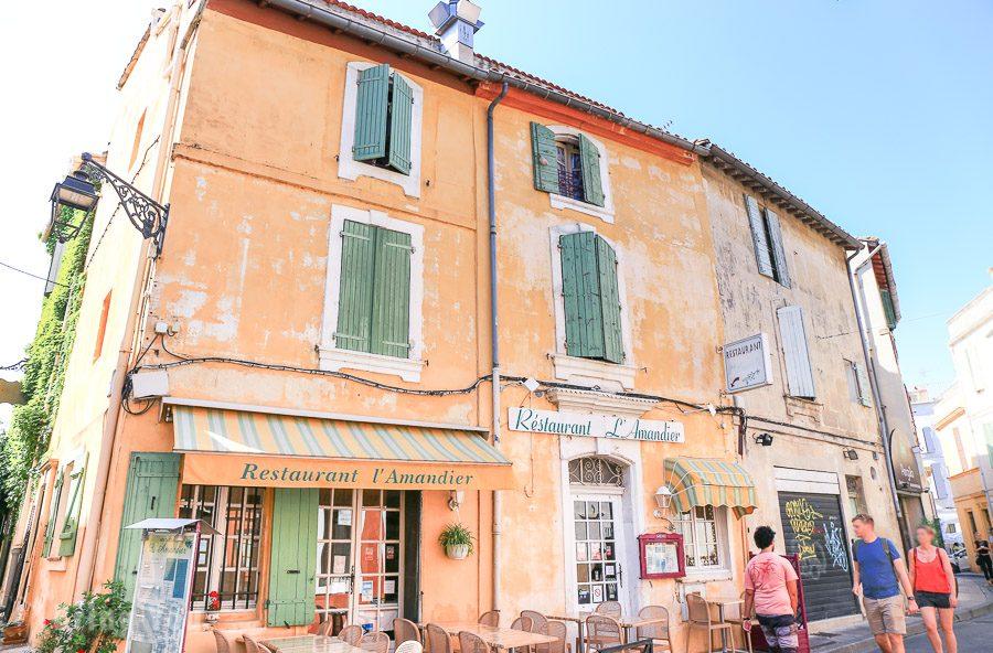 南法亞爾Arles