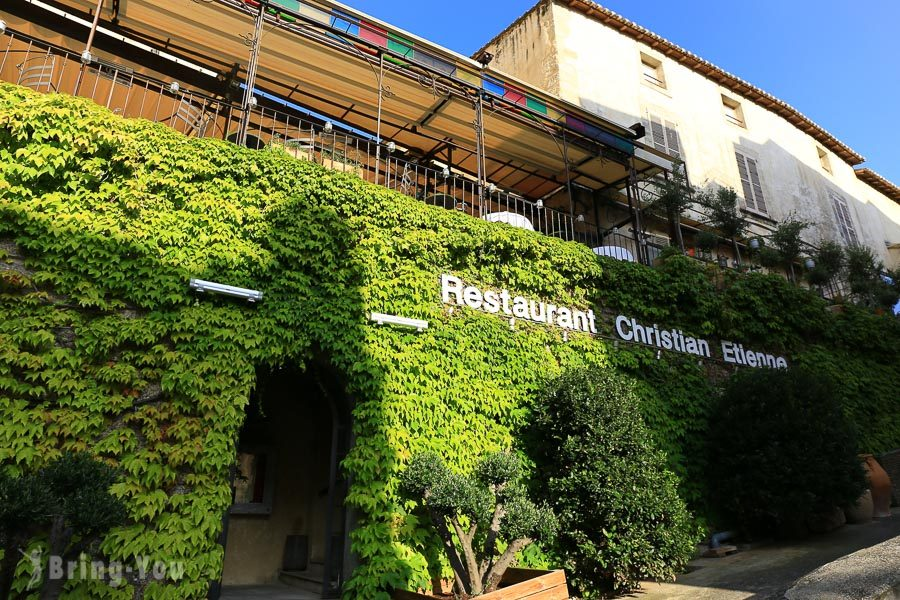 Restaurant Christian Etienne