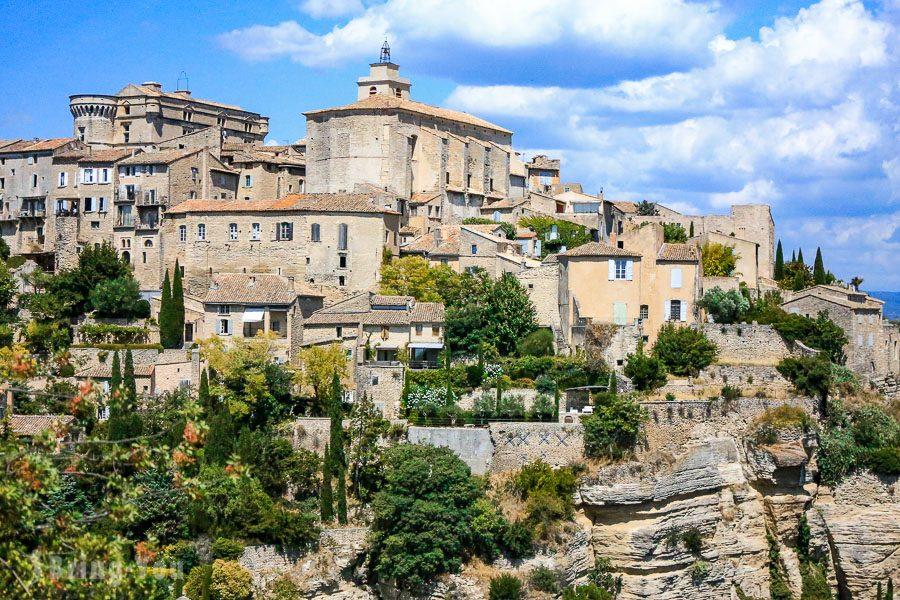 石頭城(Gordes)