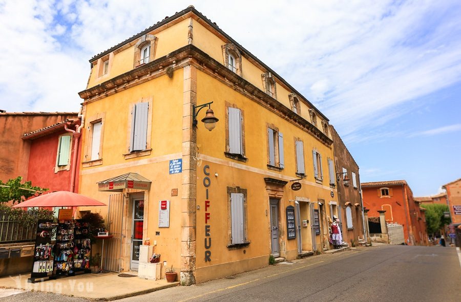 紅土城(Roussillon)