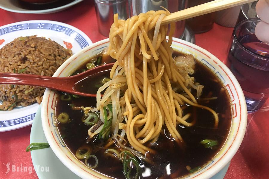 【京都車站附近美食】新福菜館本店:京都在地中華拉麵,炒飯才是招牌必點