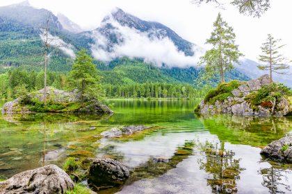 【德國私房景點】秘境藍紹教堂(Ramsau)與辛特湖 (Hintersee)探訪魔法森林(Zauberwald)