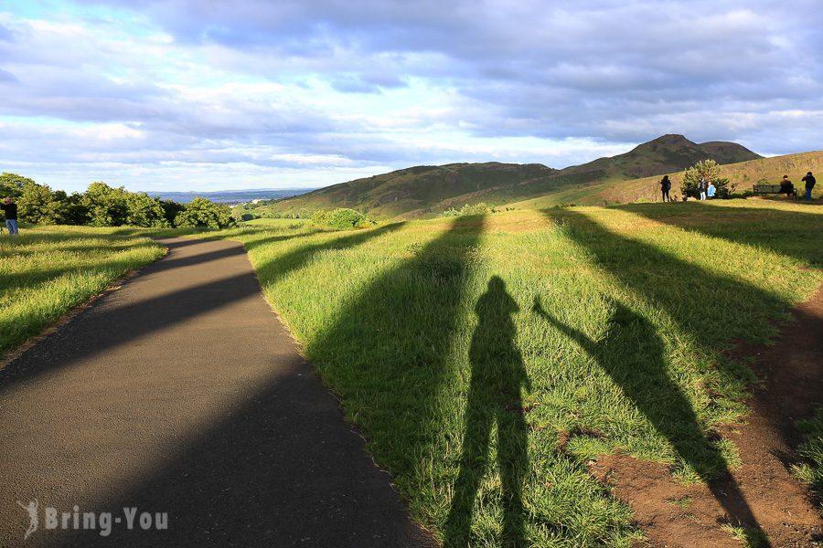 愛丁堡卡爾頓山(Calton Hill)