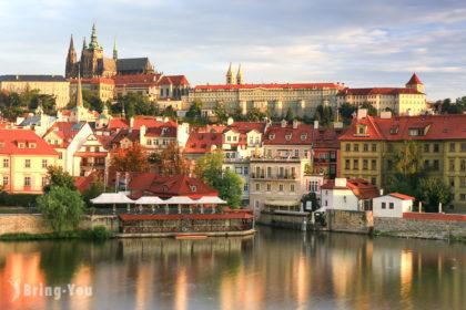 【布拉格拍照景點】查理大橋(Charles Bridge)尋找金色布拉格,日出及夕陽時分的捷克