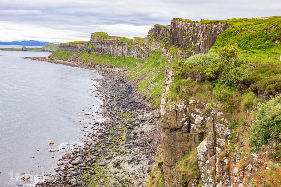 【蘇格蘭高地Day3】天空島(Isle of Skye)景點:The Cuillin、Old Man of Storr、Kilt Rock
