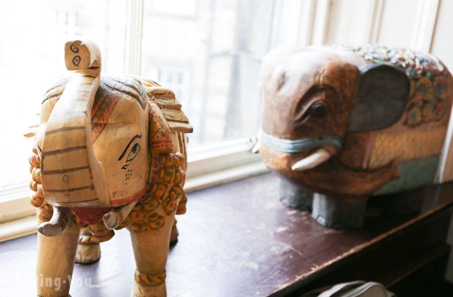 THE ELEPHANT HOUSE 大象咖啡屋