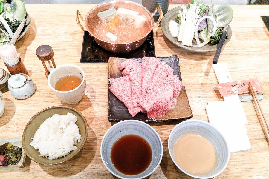 大阪天王寺阿倍野涮涮鍋