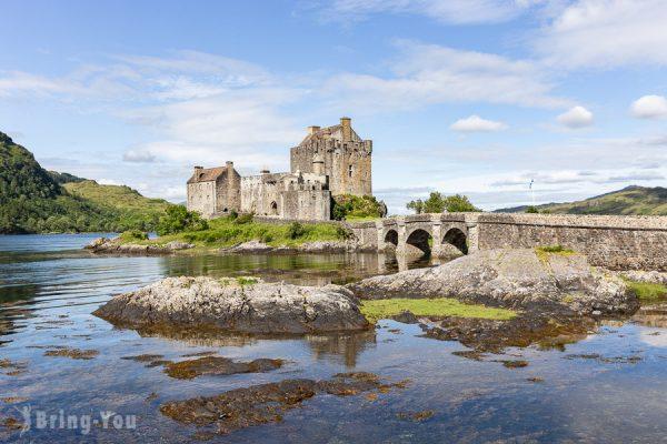 【蘇格蘭高地景點】尼斯湖、Glen Shiel、伊蓮朵娜城堡、D