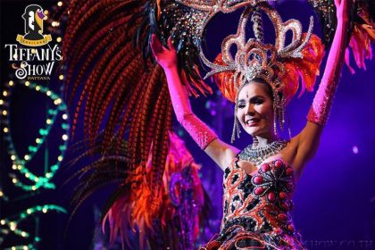 【芭達雅必看表演】Tiffany's Show蒂芬妮人妖秀評價:華麗無比的泰國頂級人妖秀劇場