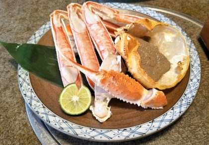 【大阪必吃美食】網元本館︱蟹道樂(かに道樂)高級版螃蟹料理冰雪套餐