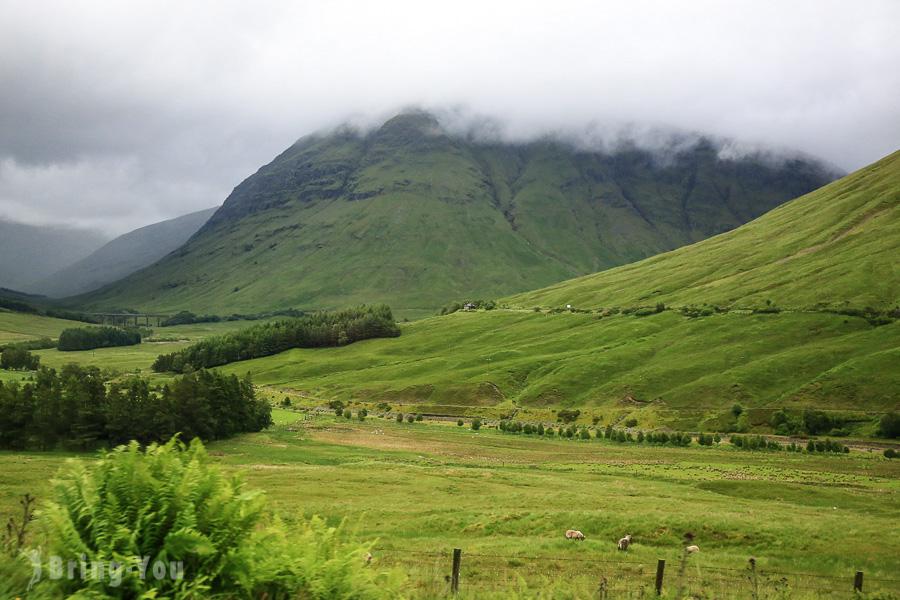 【蘇格蘭低地景點】Scottish Lowlands:史特林城堡、Loch Lomond、Glencoe