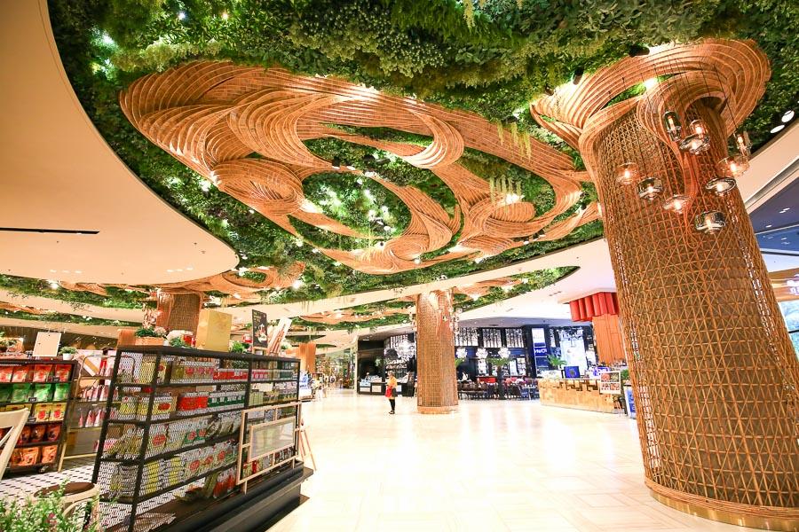【曼谷購物必逛】Siam Paragon 暹羅百麗宮百貨,享受Whittard下午茶、水族館
