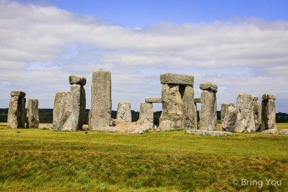 【英國景點】史前遺跡巨石陣(Stonehenge)驚見德魯伊(Local Tour)