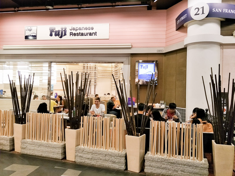 Terminal 21曼谷環遊世界主題百貨