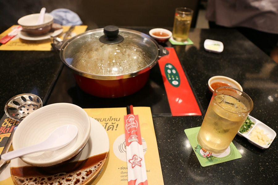 MK Restaurant火鍋