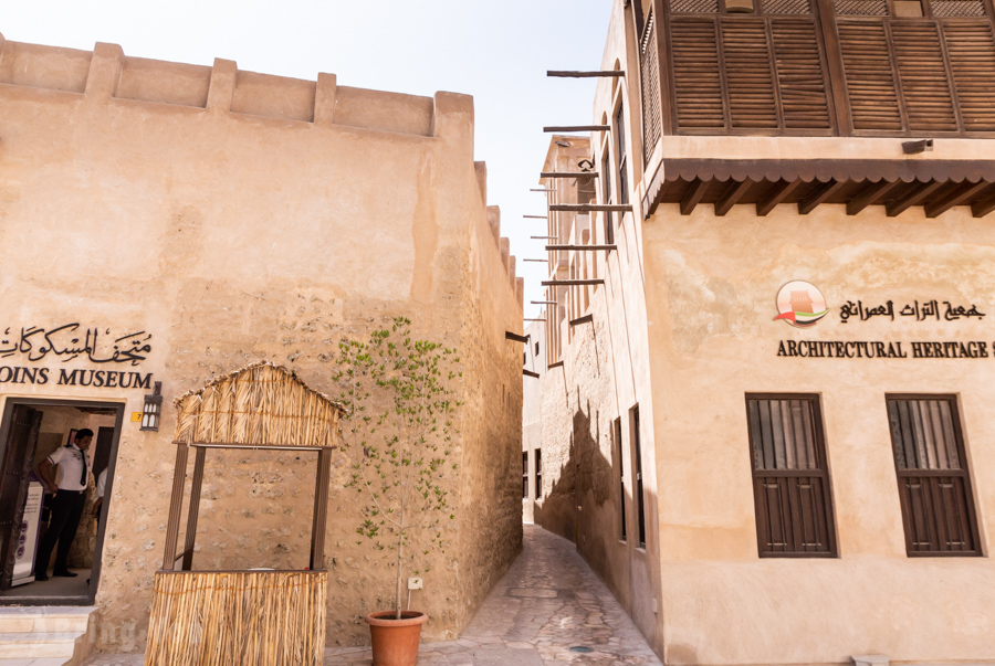 杜拜舊城區景點Al Fahidi