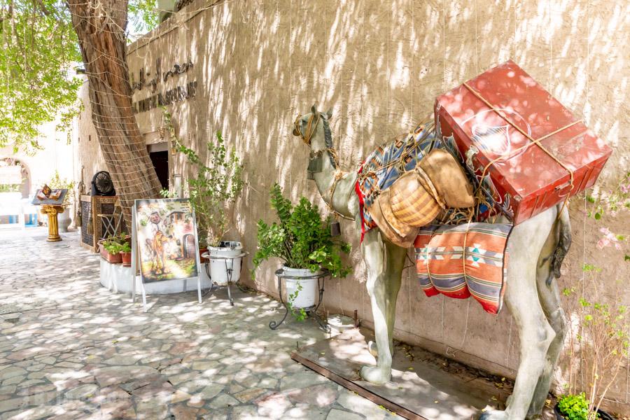 杜拜舊城區景點