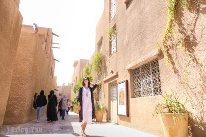 【杜拜一日遊】舊城區景點:阿拉伯風情街區Al Fahidi、紡織品市集Textile Market、Jumeirah市集