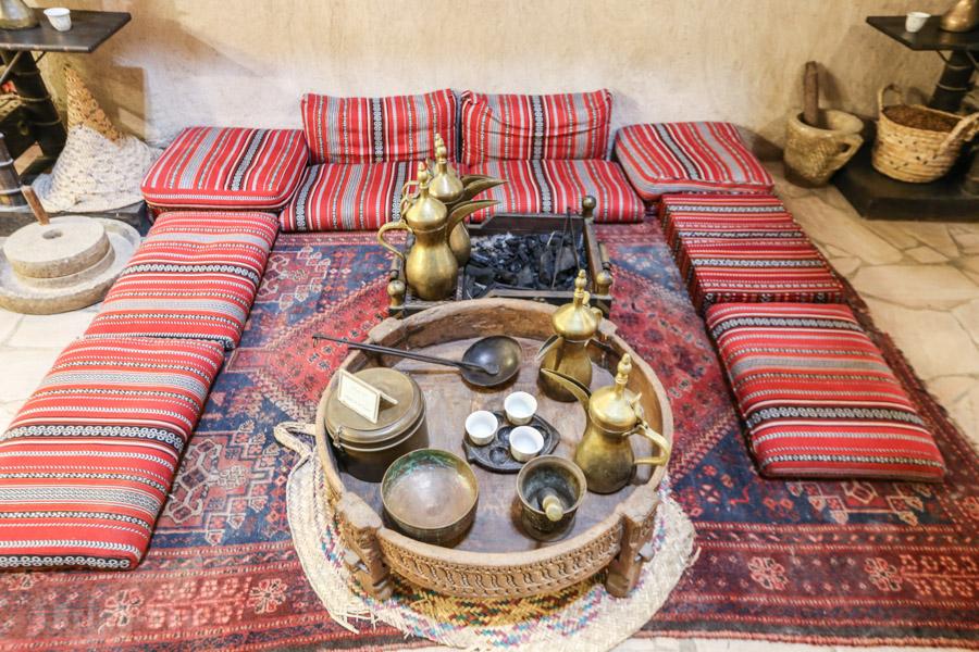杜拜舊城區景點咖啡博物館