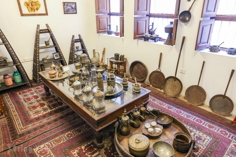 杜拜舊城區景點,咖啡博物館