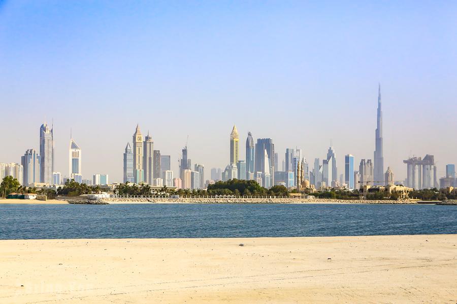 【杜拜一日遊】轉機進杜拜行程散策,杜拜捷運可以到達的市區景點
