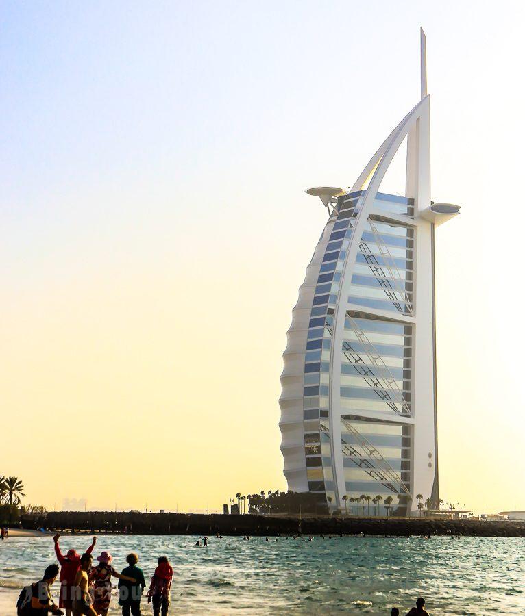 杜拜自由行行程規劃攻略