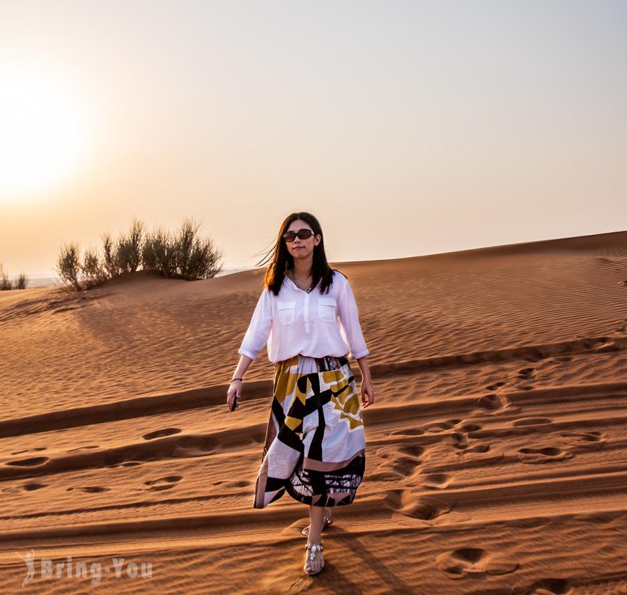 杜拜沙漠飆沙Desert Safari