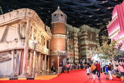 【杜拜好玩】IMG冒險世界:瘋玩世界最大室內主題樂園