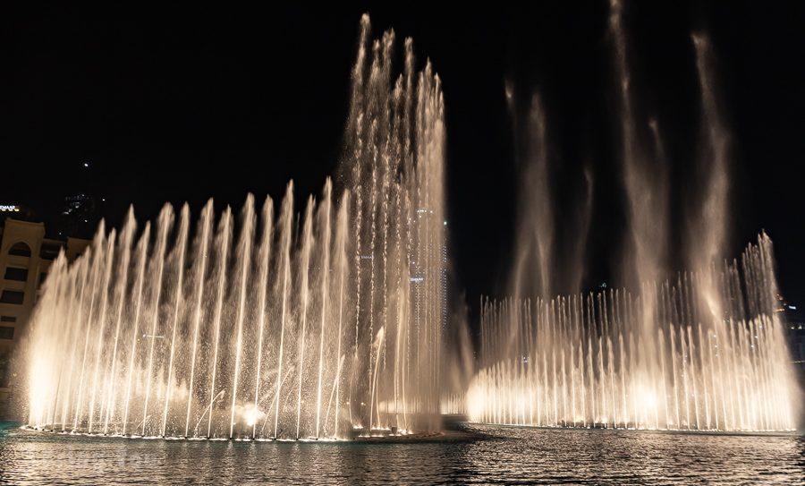 杜拜音樂噴泉