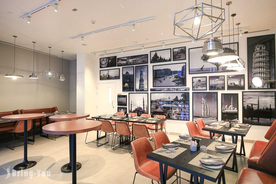 杜拜阿爾塞夫希爾頓Canopy by Hilton Dubai Al Seef
