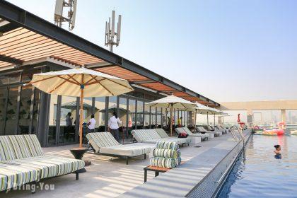 【杜拜住宿推薦】平價設計風智慧高科技飯店:Zabeel House Al Seef by Jumeirah