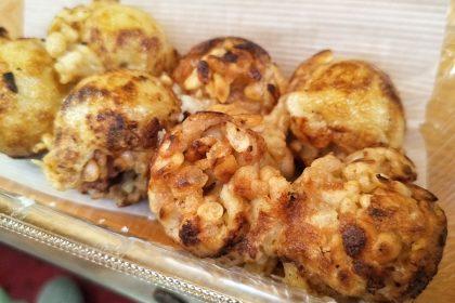 【道頓堀必吃美食】大阪最好吃的章魚燒君「大阪で1番おいしいたこ焼きくん」