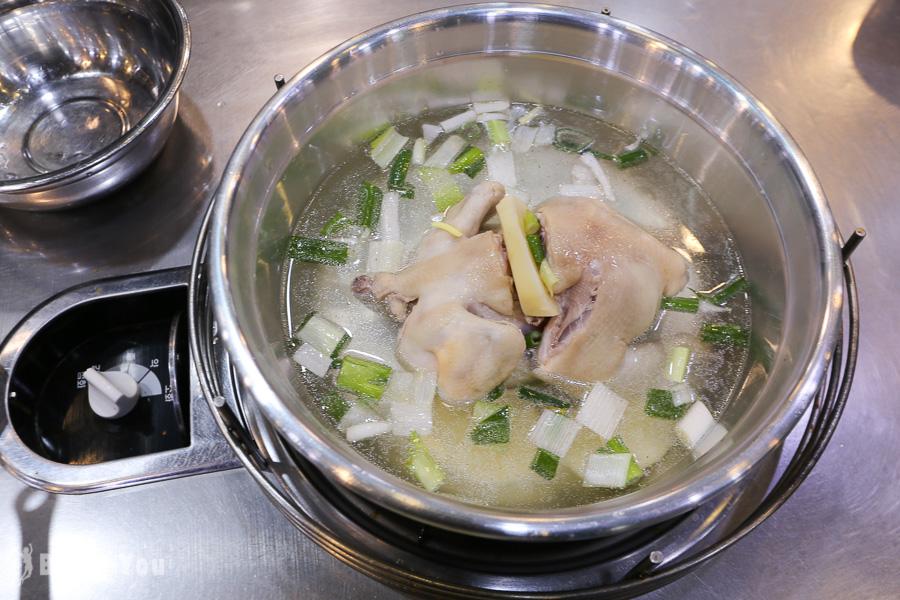 【陳玉華老奶奶一隻雞】首爾東大門必吃美食推薦(中文菜單翻譯、交通路線)