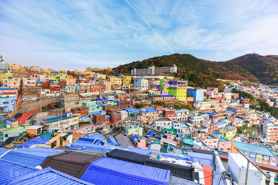 韓國釜山自由行攻略