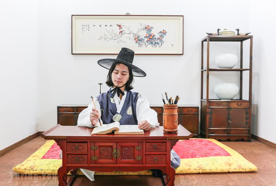 首爾韓服租借體驗