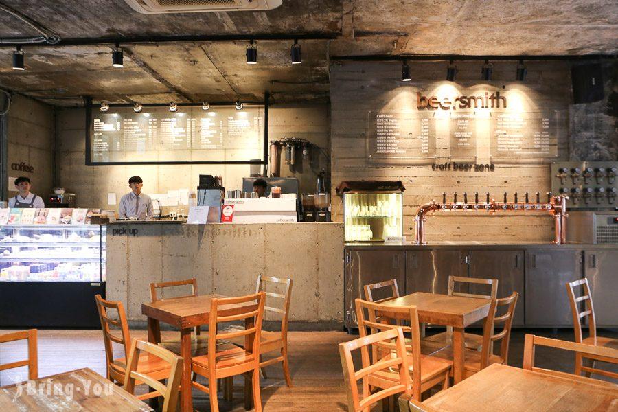 Coffee Smith 首爾弘大分店