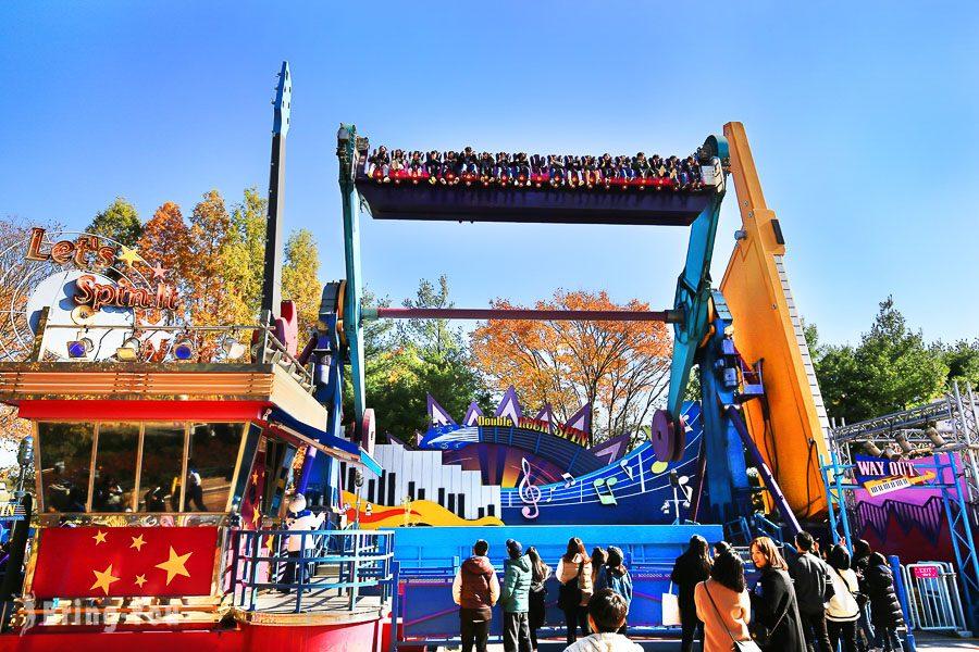 首爾愛寶樂園美洲冒險區